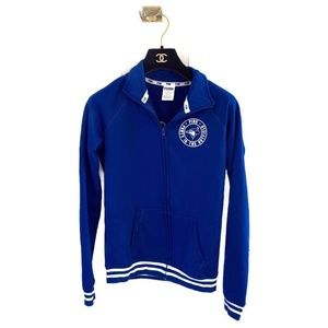 VS Victoria Secret Sport Blue Jays Track Jacket